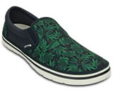 Men's Crocs Norlin Atmos Floral Slip-on