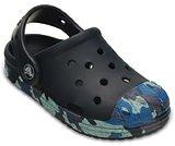 crocs bump it camo clog kids