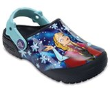 crocs fun lab Frozen kids