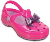 Kids' Crocs Carlie Glitter Bow Mary Jane (children's)