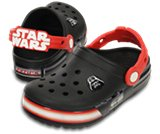 Sabot Darth Vader™ CrocsLights Star Wars™ pour enfants