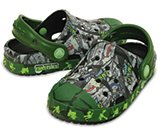 Sabots Crocs Bump It Teenage Mutant Ninja Turtles™ pour enfants