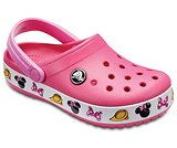Kids' Crocband™ Minnie™ Clogs