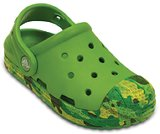 Kids' Crocs Bump It Camo Clog