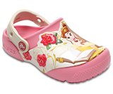 Kids' Crocs Fun Lab Princess Belle™ Clog
