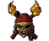 A product thumbnail of  Pirate Skull