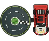 A product thumbnail of  Racing Car Flame