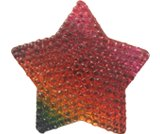 A product thumbnail of  Rainbow Star Rhinestone