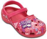 Girls' Crocs Karin Butterfly Clog
