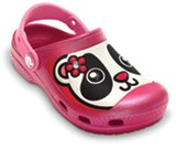 A product thumbnail of  Creative Crocs Panda Clog Girls