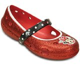 Kids' Keeley Minnie™ Glitter Flat (children's)