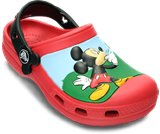 Una rese&ntilde;a de producto de  Creative Crocs&trade; Mickey&trade; Whistles Clog