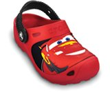 A product thumbnail of  &copy;Disney/Pixar Lightning McQueen&trade; &amp; Francesco&trade; Clog