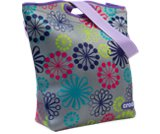 Una rese&ntilde;a de producto de  Retro Floral Tote