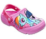 Kids' Crocs Fun Lab My Little Pony™ Clogs