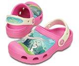 Sabot Fête givrée Frozen™ Creative Crocs pour enfant