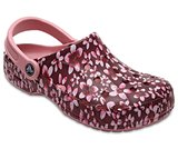Baya Graphic Clogs