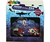 SEA Deep In The Sea 3pc Pack-Card