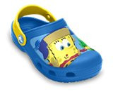 A product thumbnail of  Creative Crocs SpongeBob&trade; Undersea Discovery Clog