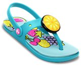 A product thumbnail of  Girls' Reina Wild Fruit Flip-flop (Children's)