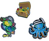Sea Life Boys' 3-pack