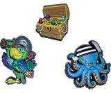 Sea Life Boys' 3-pack