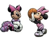 A product thumbnail of  Slam Dunk & Soccer Minnie 2pk