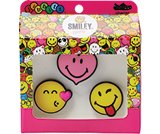 Smiley Brand Love 3-Pack