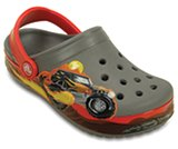 Kids' Crocband™ Monster Truck Clog