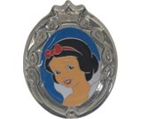 A product thumbnail of  Snow White Metal Mirror