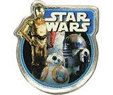 Star Wars™ Light Side Badge
