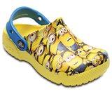 crocs fun lab Minions graphic kids