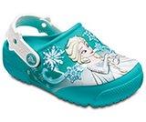 Kids' Crocs Fun Lab Frozen™ Lights Clogs