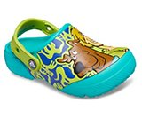 Kids' Crocs Fun Lab Scooby-Doo™ Clogs