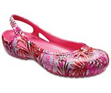 Women's Kadee Graphic Slingbacks
