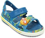 Kids' Crocband™ II Pineapple LED Sandal