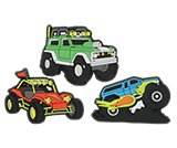 Vehicles 3-Pack