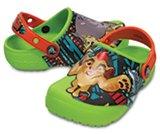 Sabots Labo amusant Lion Guard™ de Crocs pour enfants