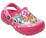 Girls' Crocs FunLab Paw Patrol Clogs