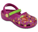 crocs karin novelty clog kids