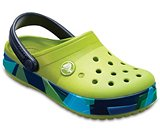 Kids' Crocband™ Prismatic Clog