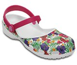 Women's Crocs Karin Graphic Clog