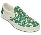 crocs norlin atmos floral slip-on