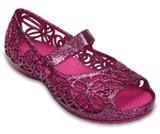crocs isabella glitter flat PS