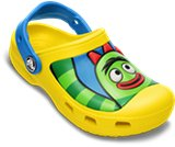 A product thumbnail of  Kids&rsquo; Creative Crocs Yo Gabba Gabba!&trade; Clog