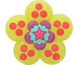 garden flower glitters