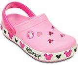 Kids' Crocband™ Mickey IV Clog