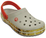 crocband tropical 2.0 clog