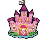 rhinestone castle