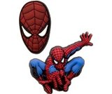 A product thumbnail of  spidey attacks &amp; spidey face